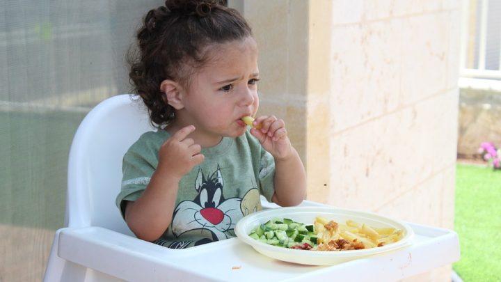 Seggiolone per la pappa: aiuto obbligatorio per far mangiare il piccolo